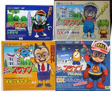 Fewture Arale chan Toriyama Obotchaman Dr. Slump EX Gokin figure chogokin 4 box
