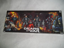 Gears of War Série 2 - Coffret de 4 figurines Player Select NECA