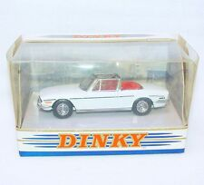 Matchbox DINKY Collection 1:43 TRIUMPH STAG 1969 DY-31 Model Car MIB`91