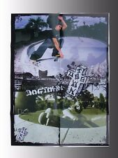 "Collectable Dog Town Skateboard Poster, Two Sided 19"" x 26"""