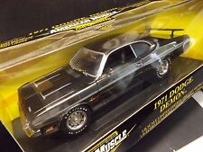 1971 Dodge Demon, Chrome 1/18 ERTL Diecast American Muscle (8247)