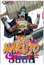 manga Naruto Tome 50 Shonen Masashi Kishimoto Neuf 2014 Nekketsu kana Shûeisha