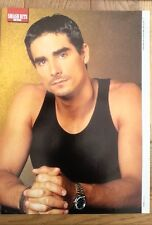 BACKSTREET BOYS 'Kevin in a singlet' magazine PHOTO/Poster/clipping 11x8 inches