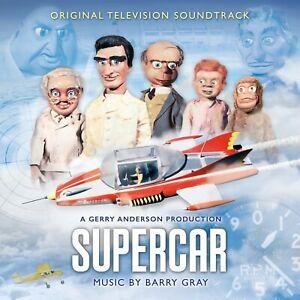 Barry Gray - Supercar  Original TV Soundtrack