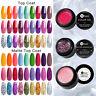 Mtssii 5ml Glitter UV Gel Nail Polish Soak Off Shiny Sequins Varnish Manicure