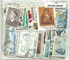 Lot timbres de Belgique