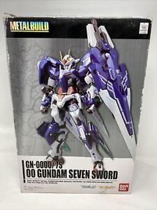 Bandai METALBUILD GN-0000 / 7S double O Gundam Seven Swords