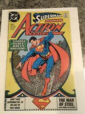 Superman in Action Comics Lot of 110 Byrne Death Of Doomsday see list