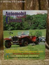 Automobil & Motorrad Chronik 4/81 Mercedes 180 BMW 326