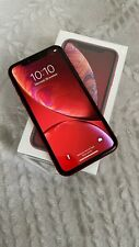 Apple iPhone XR (PRODUCT)RED - 128 Go - (Désimlocké)