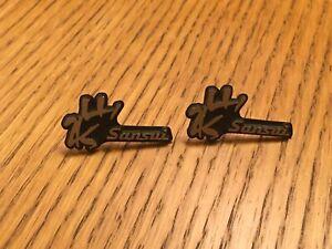 Sansui grill badges