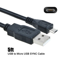 ABLEGRID 4ft Mini USB 2.0 SYNC DATA Cord Cable for CANON VIXIA HF S100 HF10 HF20