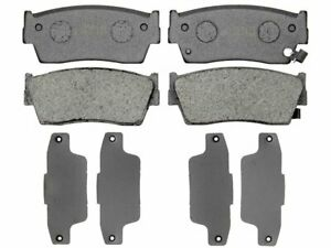 For 1989-1997 Geo Tracker Brake Pad Set Front AC Delco 76246NS 1990 1991 1992