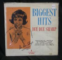 The Biggest Hits Dee Dee Sharp LP Vinyl Record VG+/VG Cameo Records 1963 C-1062