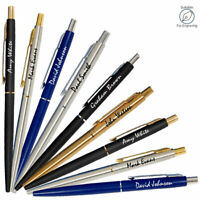 Personalised Engraved Genuine Parker Classic Ballpoint Ball pen - Free Gift Box