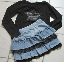 Zara Mädchenkleider aus Baumwollmischung für die Freizeit
