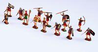 ITALERI,Roman Infanty 6047,I - II century A.D. bemalt 1:72/OO,Infanterie,Figuren
