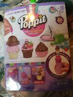 Poppit Mini Ice Cream Refill Pack Moose Toys Makes 10 New in Package 17405
