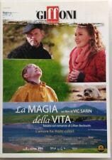 Dvd La Magia della vita (Giffoni Collection) di Vic Sarin 2009 Usato