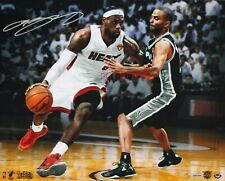 Lebron James Tony Parker Finals Signed Autograph 8x10 Photo NBA HOF Heat REPRINT