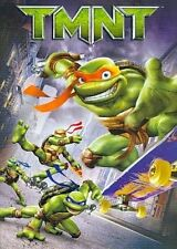TMNT Teenage Mutant Ninja Turtles DVD 2007 Animated