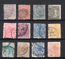 New Zealand - 1874-1900 - used collection