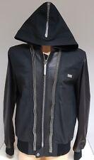 Philipp PLEIN Giacca, jacket, L, Vera Pelle Giacca