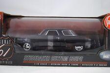 1:18 Highway 61 #50126 - Studebaker Personnalisée Coupé Noir Rare