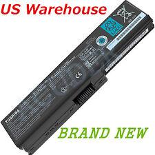 Genuine Original PA3817U-1BRS Battery For Toshiba PA3818U-1BRS C655 L655 L755