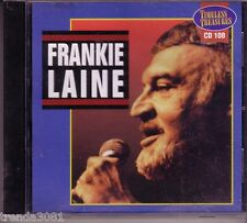 FRANKIE LAINE Timeless Treasures CD Classic 60s Country MULE TRAIN MR. BOJANGLES