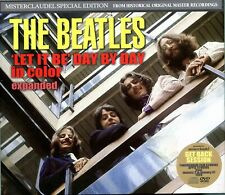 BEATLES Let It Be Day By Day>>In Color>>Expanded>>N/R>>3CD/2DVD/SlipCase