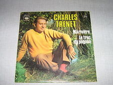 CHARLES TRENET 45 TOURS FRANCE MA RIVIERE+
