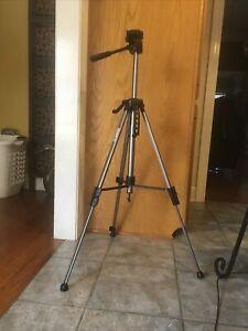 camera tripod used