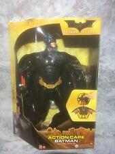 """Rare* 2005 Batman Begins 12"""" Action Cape Batman Figure Nib! (Z5"""