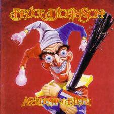 Bruce Dickinson ‎– Accident Of Birth CD - Near-MINT!! - Iron Maiden Freak Toltec