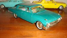 1961 Ford Galaxie Promo Rare Color