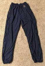 Vintage Bellwether Women's Pants Blue Size Medium Side Zippers Mid Weight RCP