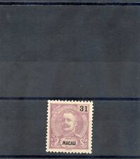 MACAO Sc 100(SG 182)(*)abVF NO GUM ISSUE $85