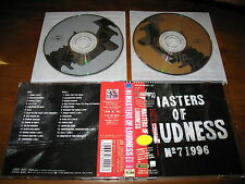 Loudness / Masters Of Loudness JAPAN 2CD D