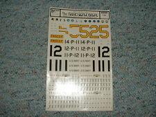Microscale 1/72 decals 72-125 Pby Catalinas Xxx