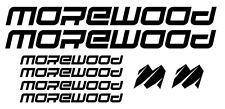 Morewood Bike Decals Stickers MTB 1 DH Makula Kalula Izimu Zama Sukuma Jabula