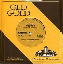 "Roy Orbison 45rpm ""Dream Baby"" b/w ""Pretty Paper"" - U.K. Old Gold Pressing"