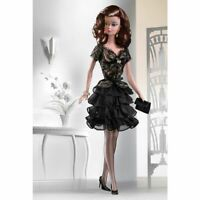 """Dropdead Gorgeous 2005 """"Trace Of Lace"""" Silkstone Barbie ~ NFRB, Last One!!"""