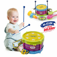 Novelty educational  Toy baby Kids roll kid Drum toy children gift Toy