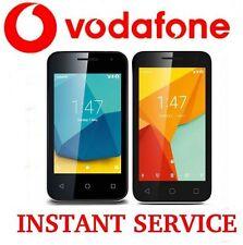 Código de desbloqueo vodafone smart 7 primeros VFD 200 V200 a través de servicio Imei