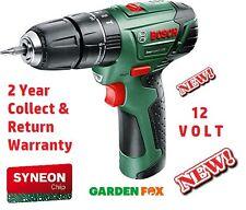 newBosch EasyImpact 1200 12V 1.5 Cordless Impact-Drill 06039A4172 3165140886987V