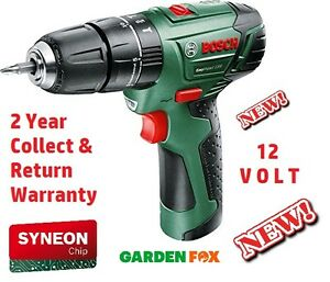 Bosch Easy Impact 1200 Cordless ImpactDrill 06039A4172 3165140886987 .