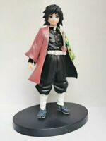 "Demon Slayer Kimetsu no Yaiba Tomioka Giyuu 5.5"" PVC Action Figure Toy BULK"