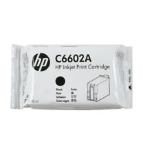 HP C6602A 6602 Black Ink Cartridge GENUINE NEW!