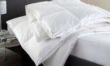 DOUBLE Size Bed All Seasons Duck Feather & Down 2 in 1 Duvet 4.5+9.0TOG